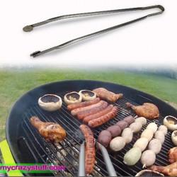 Pince de barbecue magique à retournement automatique