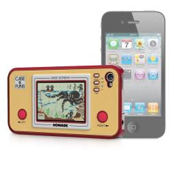 Coque iphone 4 jeu électronique vintage
