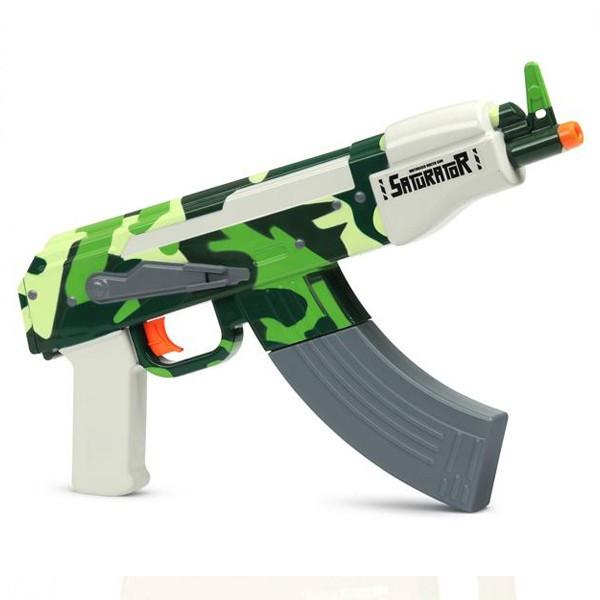 Pistolet à eau automatique AK47 Saturator