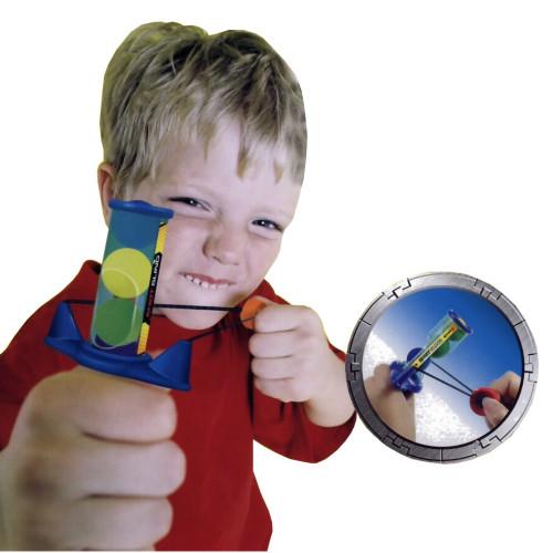 fronde à balles de mousse pour enfant