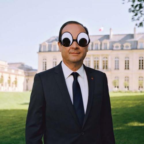 des lunettes cartoon pour hommes