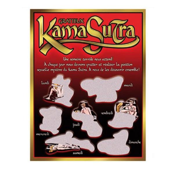 Bon à gratter Kamasutra