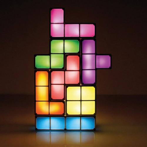 la lampe tetris