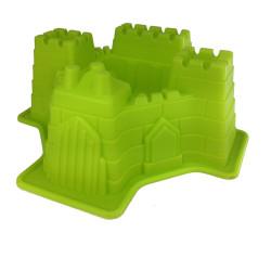 Moule gateau silicone Chateau Fort