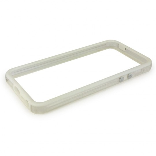 Protection bumper Blanc pour iPhone 5