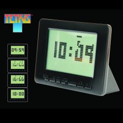 Horloge Réveil Tétris