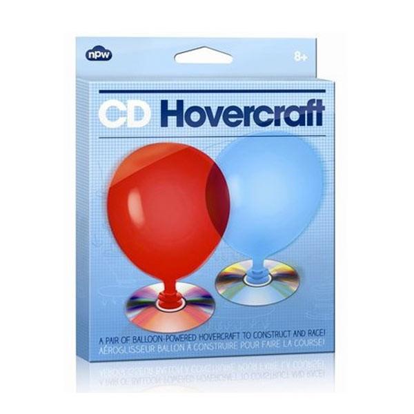 Aéroglisseur ballon CD