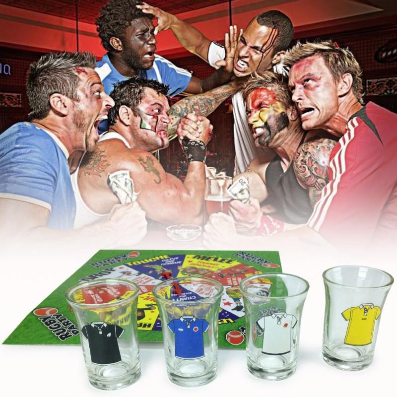 Jeu à boire Rugby Party