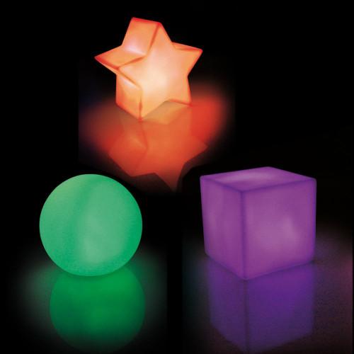 des petites lampes à LED