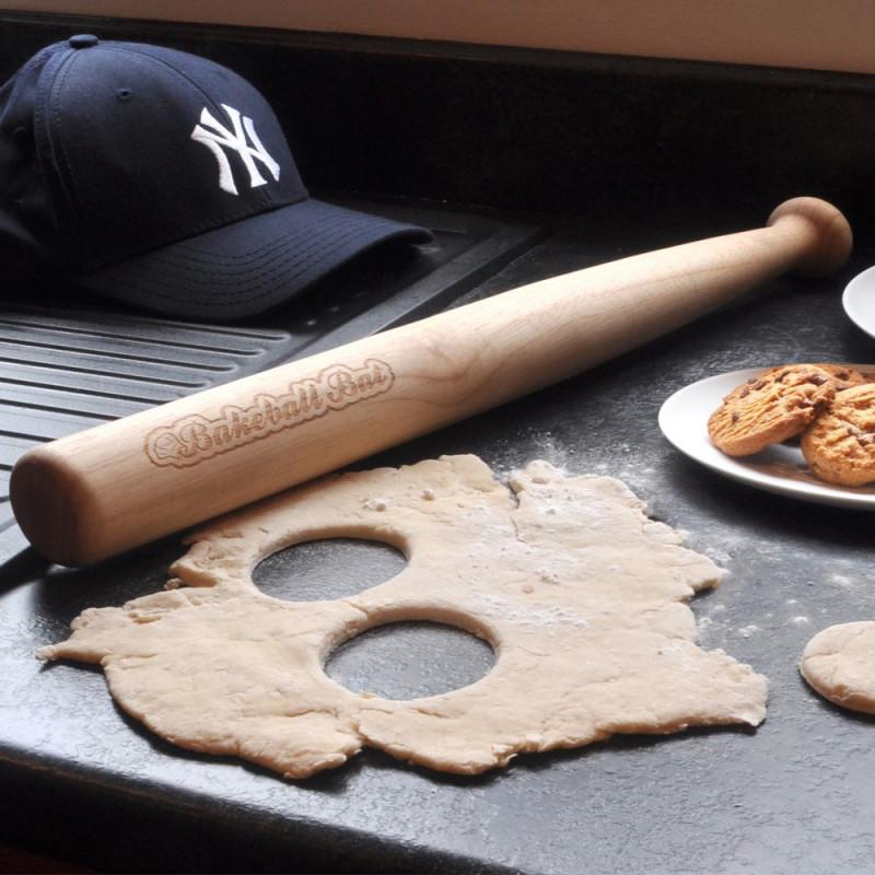 Rouleau à patisserie Batte de baseball