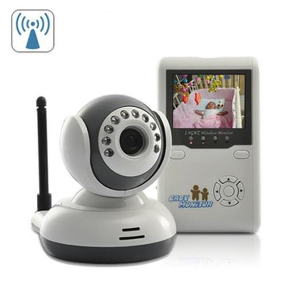 Kit de surveillance vidéo pour bébé