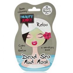 Masque de beauté purifiant à la boue de la mer morte