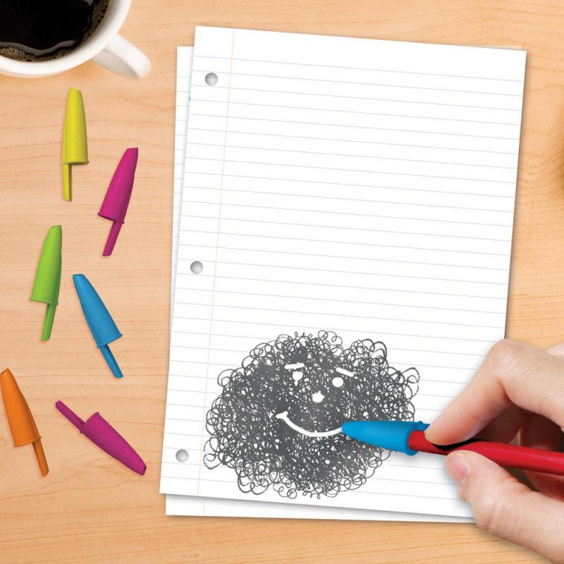 Gommes bouchon de stylo