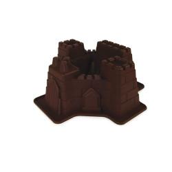 Mini moule gâteau château fort