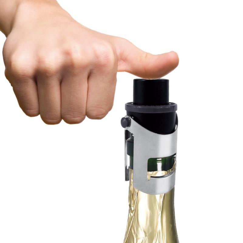 Bouchon à champagne à pressurisation