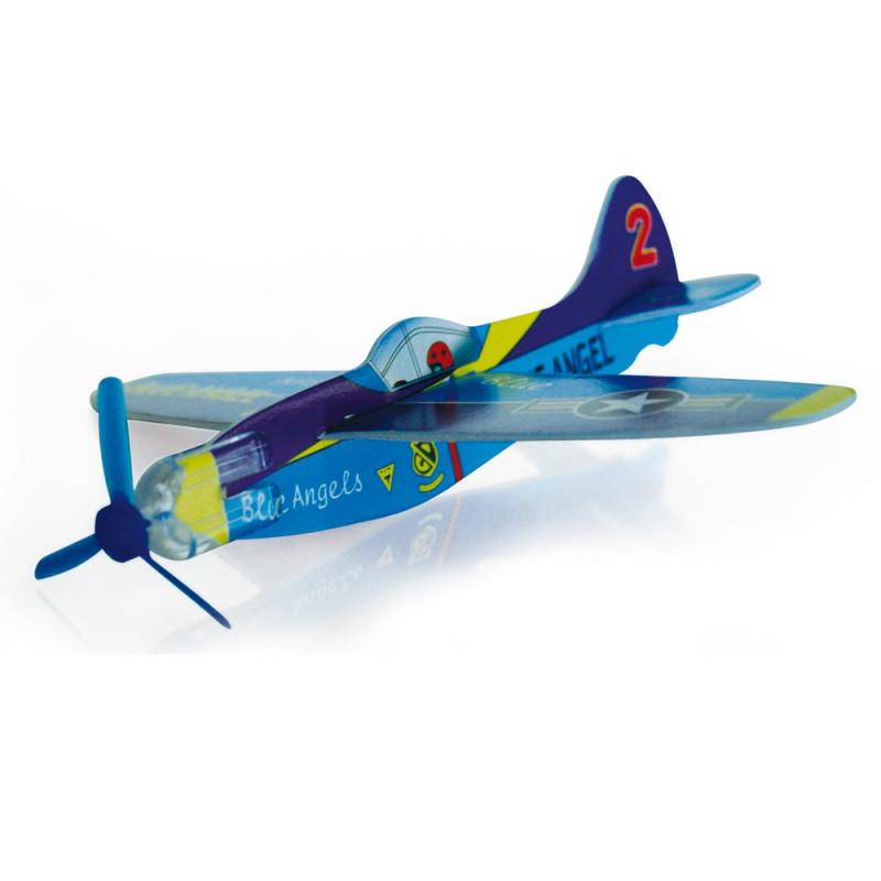 Avion à assembler x2