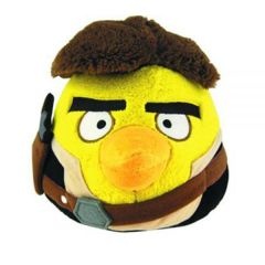 Peluche angry birds Star Wars Han Solo