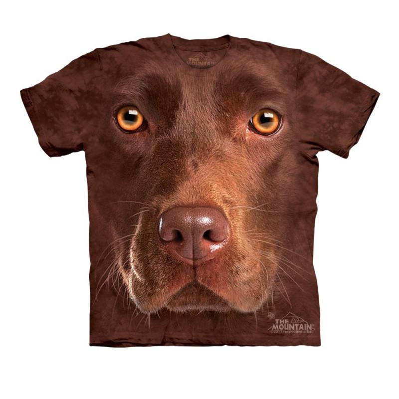 Tee-shirt The Mountain Labrador XL
