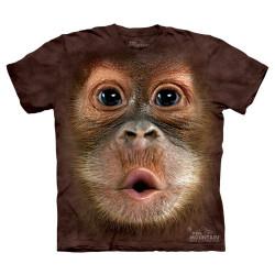 Tee-shirt The Mountain Orang-Outan taille XL