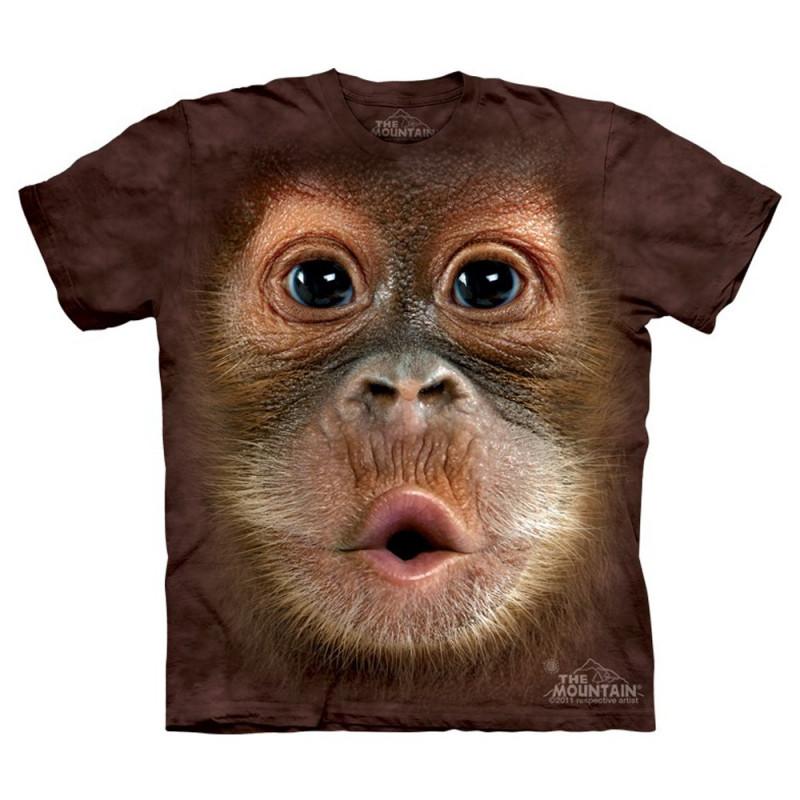 T-shirt The Mountain Orang-Outan XL
