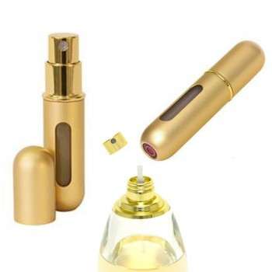 Travalo Excel, Vaporisateur de parfum de poche doré
