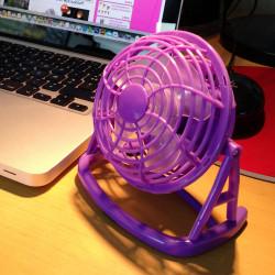 Mini ventilateur à poser