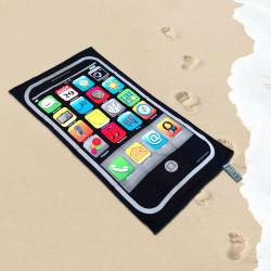 Drap de bain iPhone
