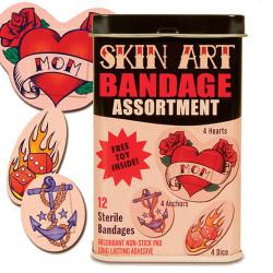Pansements tatouages