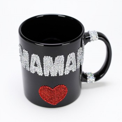 Mug strass MAMAN
