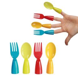 Couverts pratiques pour doigt