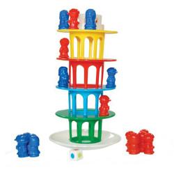 La tour, jeu d'équilibre