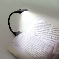 Lampe de lecture à pince