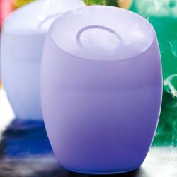 Vase à brume humidificateur à LED