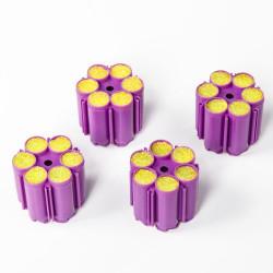 Set de recharge cartouches à confettis