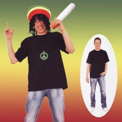 Kit déguisement express Rasta