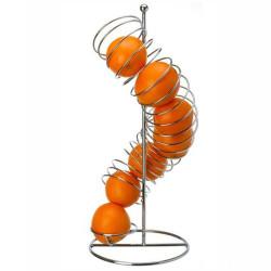 Colonne distributeur d'oranges