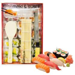 Coffret de préparation sushi et maki