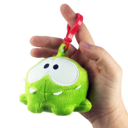 Clip peluche Cut the Rope
