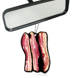 Désodorisant voiture bacon