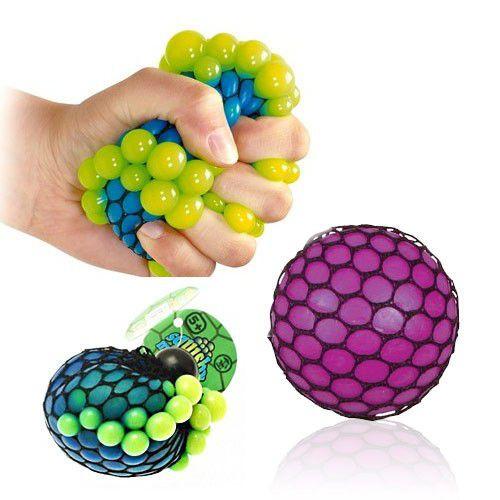 Balle anti-stress à pustules
