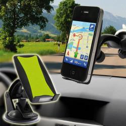 Support téléphone mains-libres pour voiture