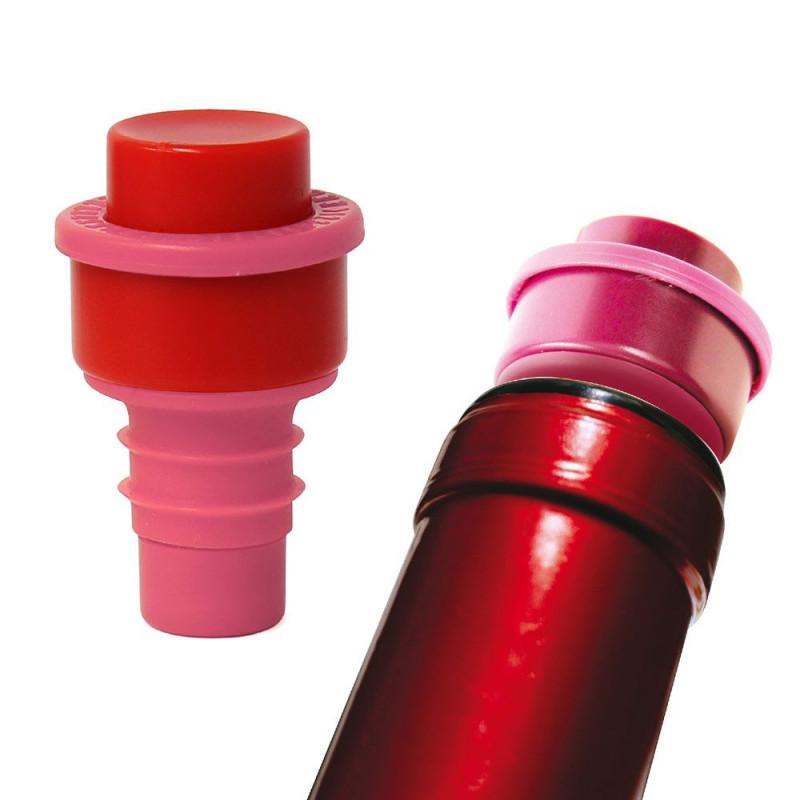 Bouchon à vin pompe vide d'air