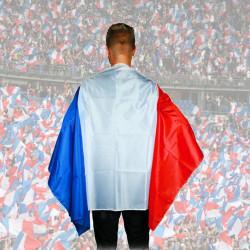 Cape drapeau français