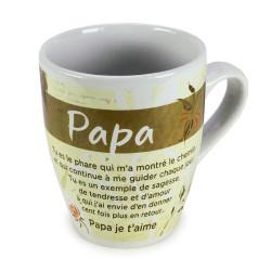 Mug Papa je t'aime