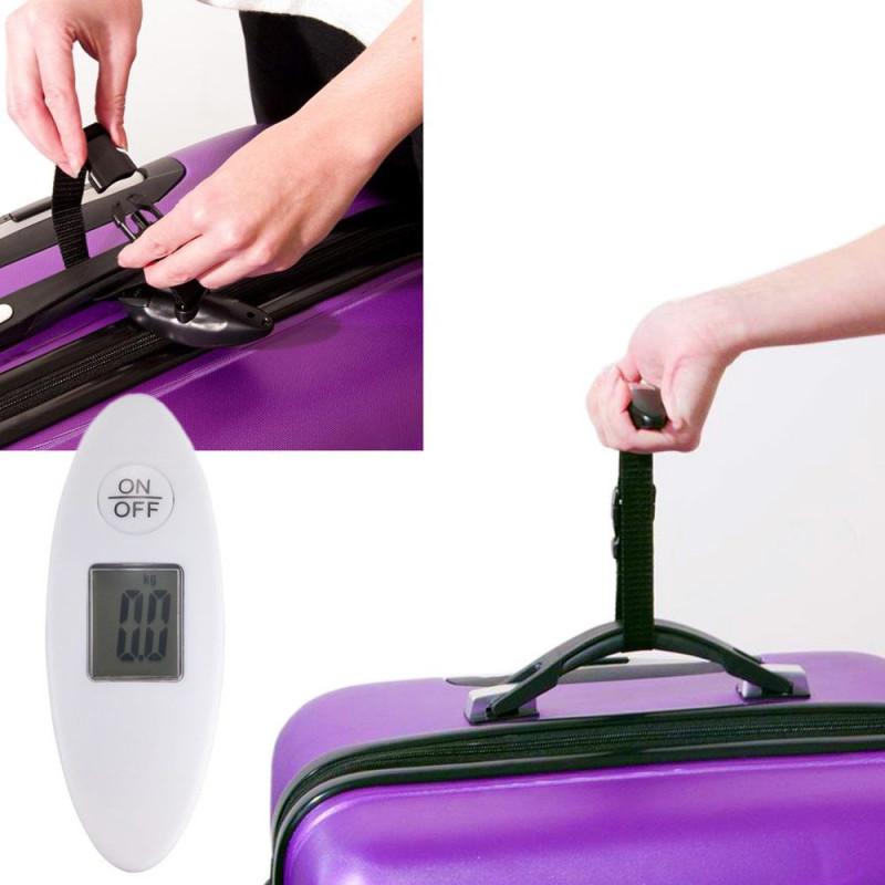 accessoire voyage pese bagage digital 11 95. Black Bedroom Furniture Sets. Home Design Ideas