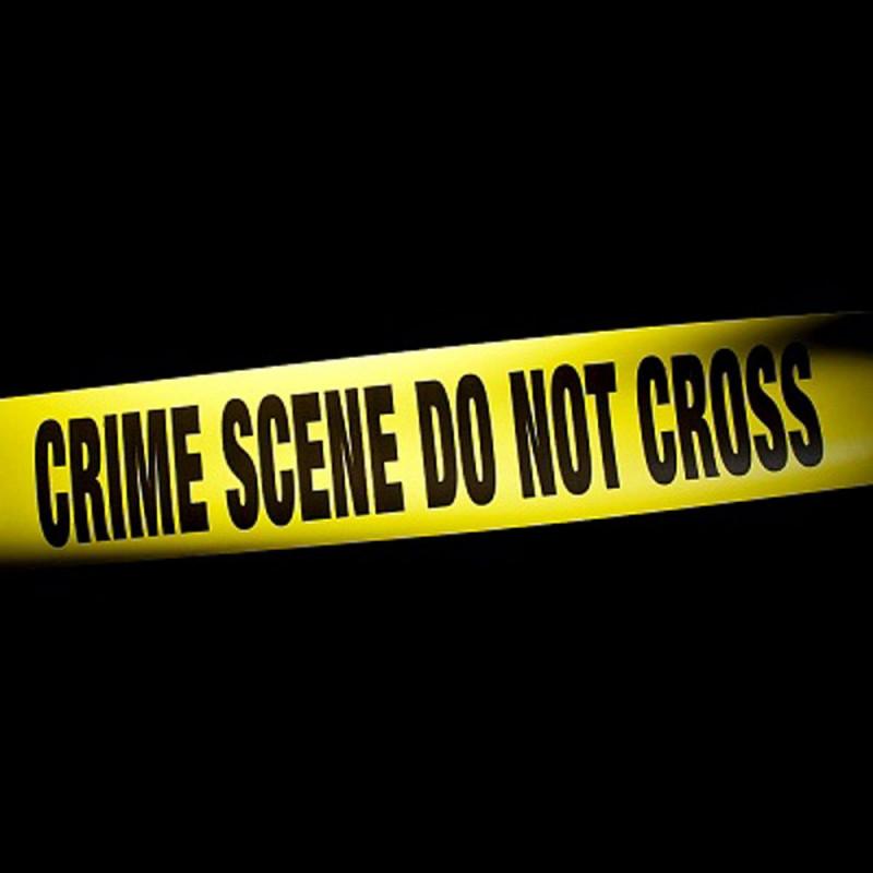 Ruban scène de crime