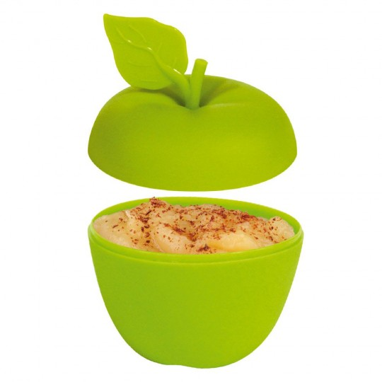 Cuit-pomme silicone