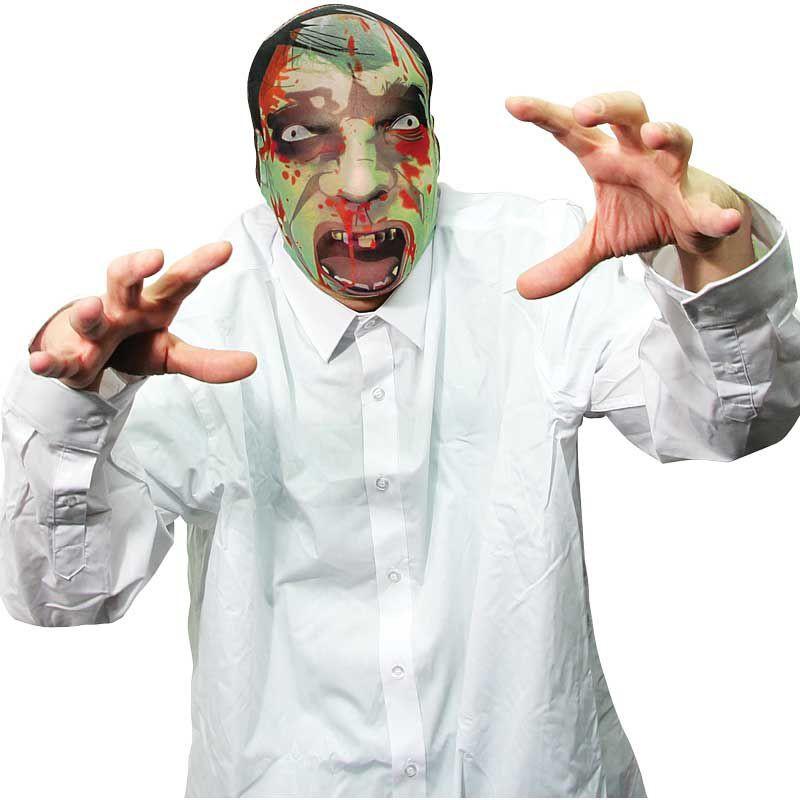 Masque zombie