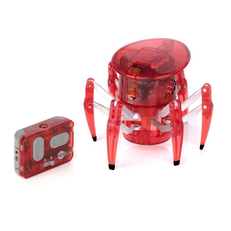 une petite araignée robot