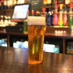 Verre à bière demie-pinte